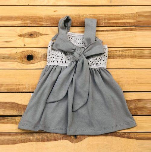 triko-elbise