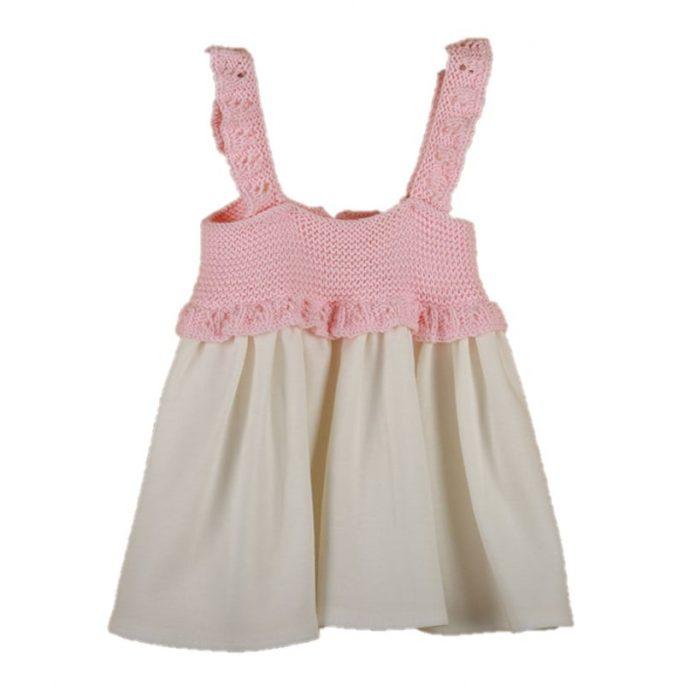 triko-elbise-mariposa-bebe-didim-ekru-pembe-01