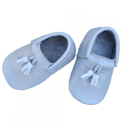 bebek-ayakkabisi-erkek-tassel-gri-mybunnybabyshop-com