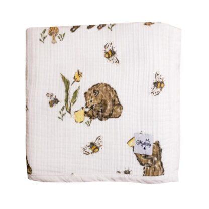 muslin-bebek-battaniyesi