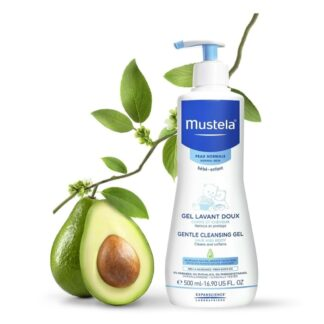 Mustela-Gentle-Cleansing-Gel-Yenidogan-Sampuan500-ml