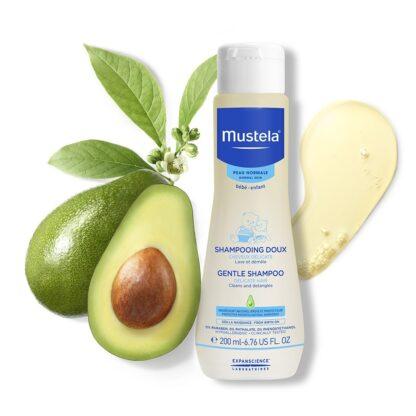 mustela-bebek-sampuani-gentle-shampoo-200-ml